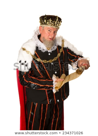 Man in Tudor costume Stock photo © photography33