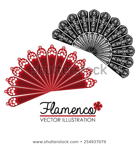 passionate spanish fans stock photo © photography33
