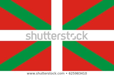 basque flag Stock photo © tony4urban