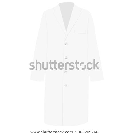 красивой · медсестры · дружественный · улыбаясь · буфер · обмена - Сток-фото © leonido
