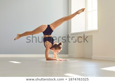 Women practising a dance routine Stock photo © photography33