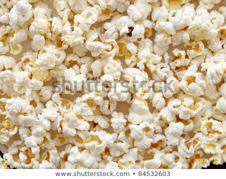 Pop corn maize useful as a background Stock photo © ozaiachin