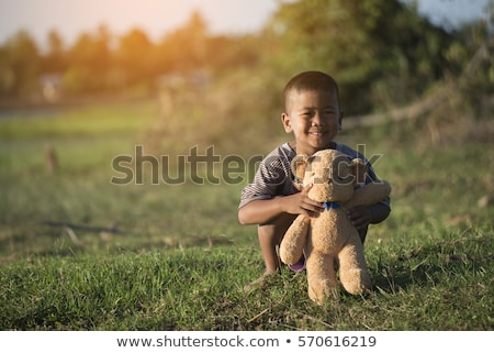Poor Teddy Stock photo © Stocksnapper