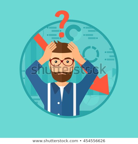 Bankrupt Businessman stock photo © Belyaevskiy