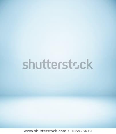 niebieski · metaliczny · streszczenie · metal · polu - zdjęcia stock © MONARX3D