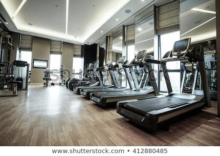 ジム ホテル ジョギング スポーツ クラブ エネルギー ストックフォト © RuslanOmega