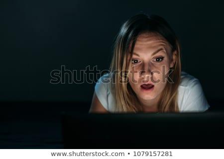 Searching Porno Stock photo © jamdesign