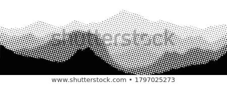 Mountain Ridges Stock photo © THP