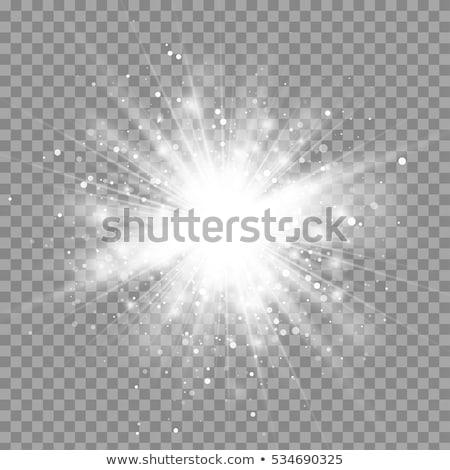 white Explosion stock photo © mikhail_ulyannik