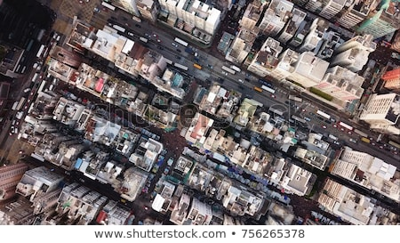 Hong Kong density downtown Stock photo © joyr