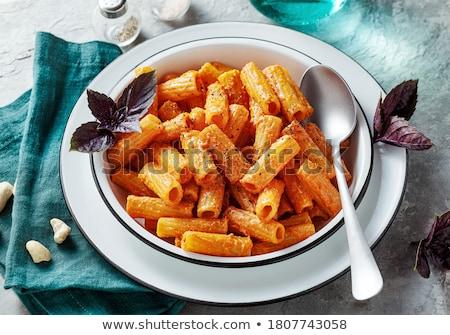 Rood · paprika · zwarte · dienblad · voedsel - stockfoto © mady70