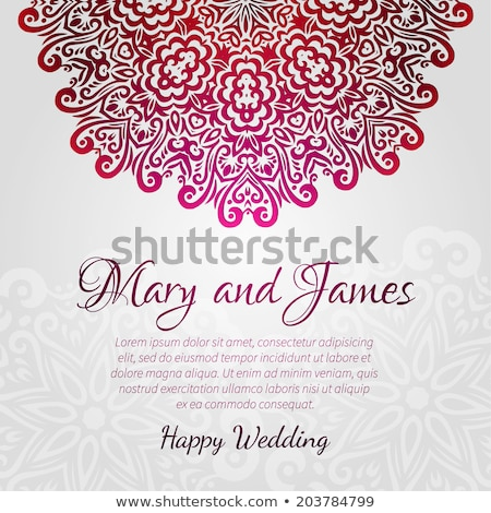 Vintage silver wedding invitation cover with lace decoration vector stock photo stock vector illustration silver wedding invitation cover with lace decoration junglespirit Image collections