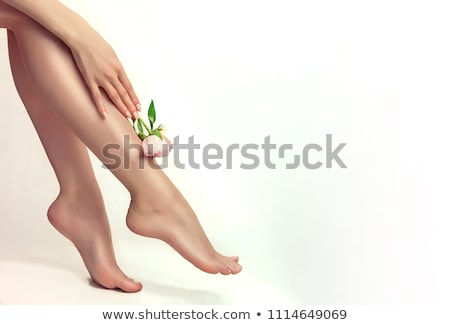 Female feet stock photo © Kurhan