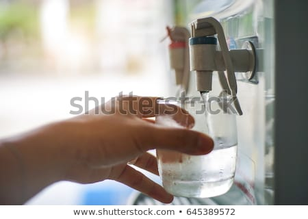 water cooler with bottle stock photo © biv
