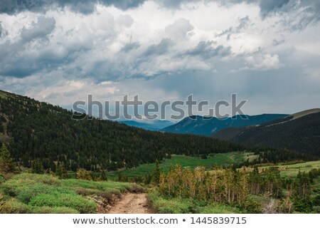 山 · 地形 · 3dのレンダリング · 美しい · 風景 · 自然 - ストックフォト © galitskaya