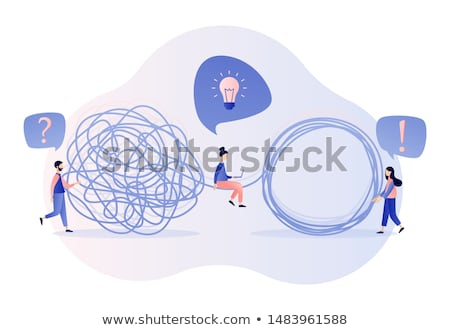 Business solutions vector concept metaphor Stock photo © RAStudio
