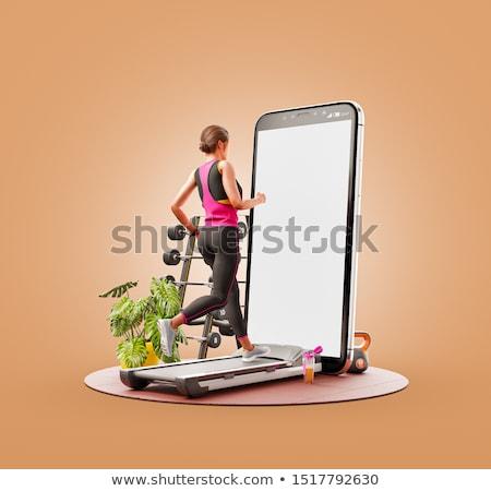 Unusual woman Stock photo © pressmaster