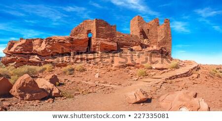 Wupatki National Monument Stock photo © fotogal