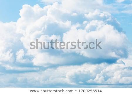 Dense cloud in the sky Stock photo © nuttakit