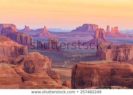 Rot Grand Canyon Arizona rock Ansicht nördlich Stock foto © billperry