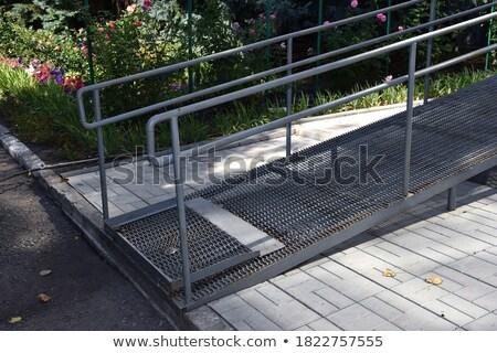 Wheelchair Near Entrance Stock photo © cosma