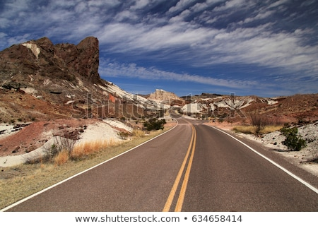 Badlands scenic drive. Stock photo © iofoto