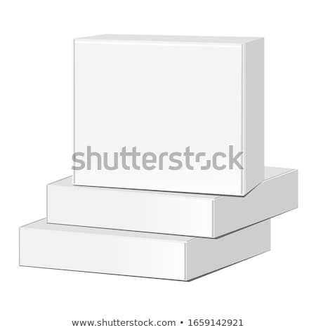 Gift boxes piled up Stock photo © zzve