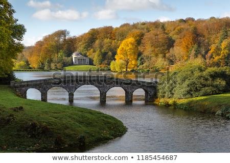 Stourhead Park, England Stock photo © Bertl123