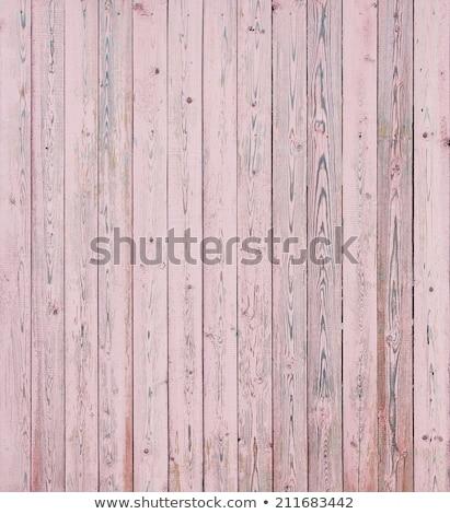 Rosa legno texture fotografia verniciato Foto d'archivio © frannyanne