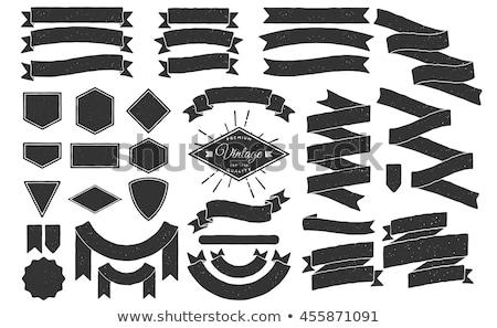 Grunge banners establecer web Foto stock © Allegro