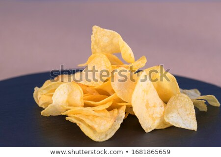 bunch of potatoes stock photo © marfot