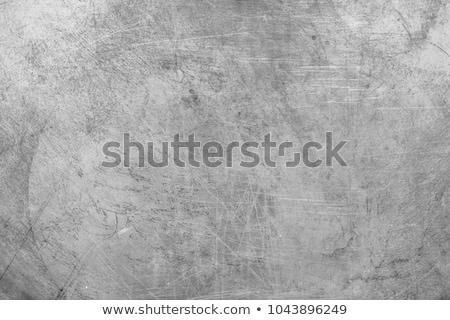 Patina silver background Stock photo © Anterovium