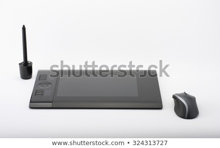 PC Accessories Graphic Tablet and Stylus Stock photo © cidepix
