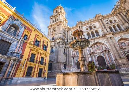Malaga Stock photo © BigKnell