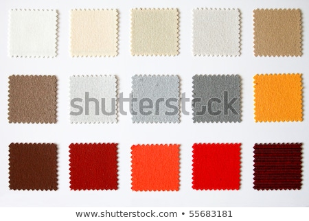 color swatch cutout stock photo © suljo