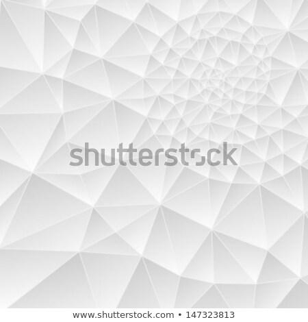 Stockfoto: Illustratie · fractal · patroon · parels · abstract · licht