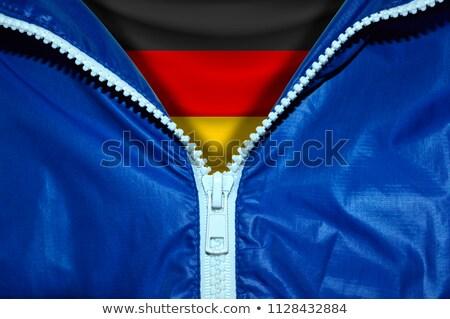 részlet · vasgyár · Németország · vonat · ipar · ipari - stock fotó © fuzzbones0