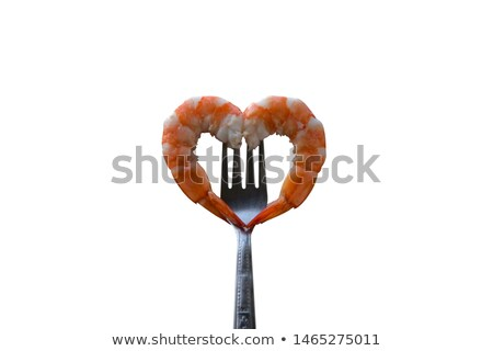 морепродуктов любви омаров сердце Сток-фото © Lightsource
