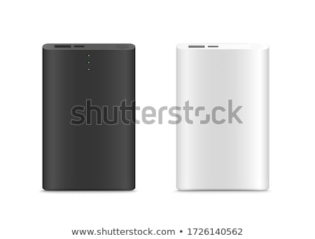 Power Bank on white Stock photo © adamr