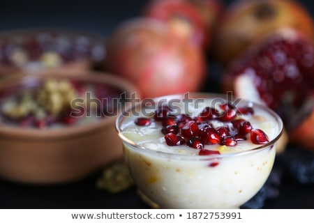 Noah's food or ashure served with nuts Stock photo © ozgur