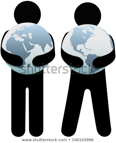 global · desenvolvimento · negócio · mapa · mundo · organizado - foto stock © ustofre9