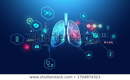 Lung Health Ideas Stock photo © Lightsource