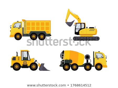 Vector vehicles collection stock photo © Lukas101