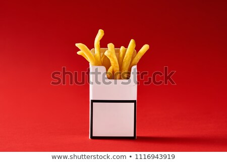 sigaretta · finestra · foto · bianco · pericolo · Bad - foto d'archivio © fisher
