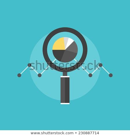 zoom · ikon · különböző · stílus · vektor · szimbólum - stock fotó © ahasoft