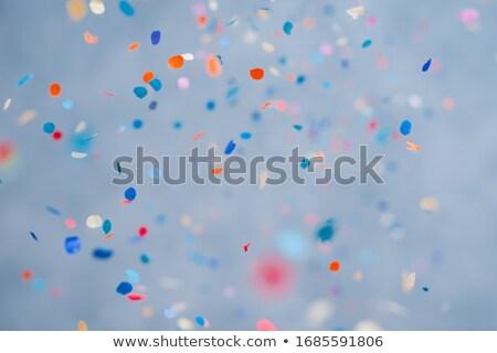 аннотация · падение · конфетти · вектора · текстуры · вечеринка - Сток-фото © sarts