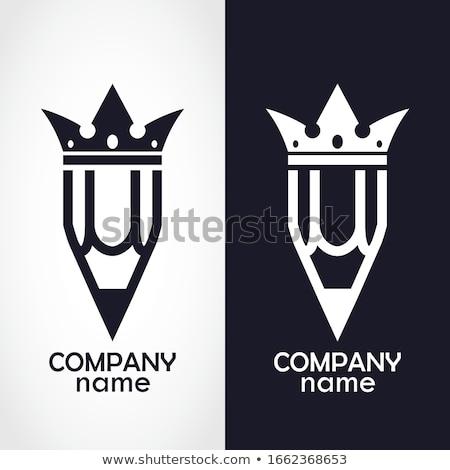 writer logo stock photo © meisuseno