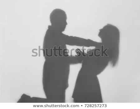 man strangles a woman stock photo © studiostoks
