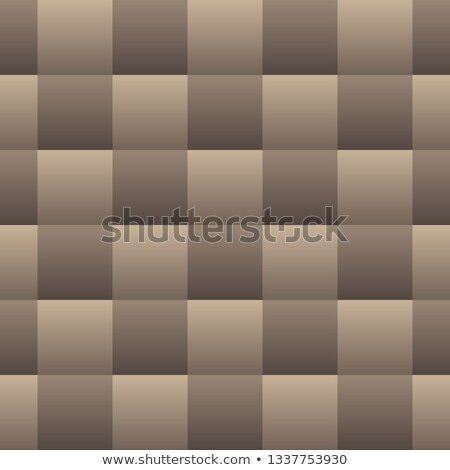 Naturalismo gradiente sem costura padrão Foto stock © jeff_hobrath