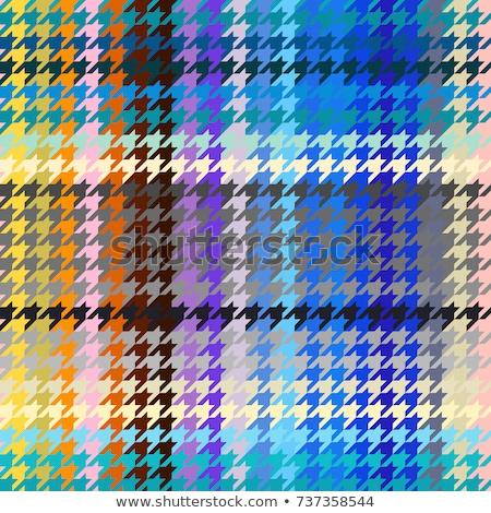 Creatieve naadloos geometrisch patroon kleurrijk ontwerp Stockfoto © ExpressVectors